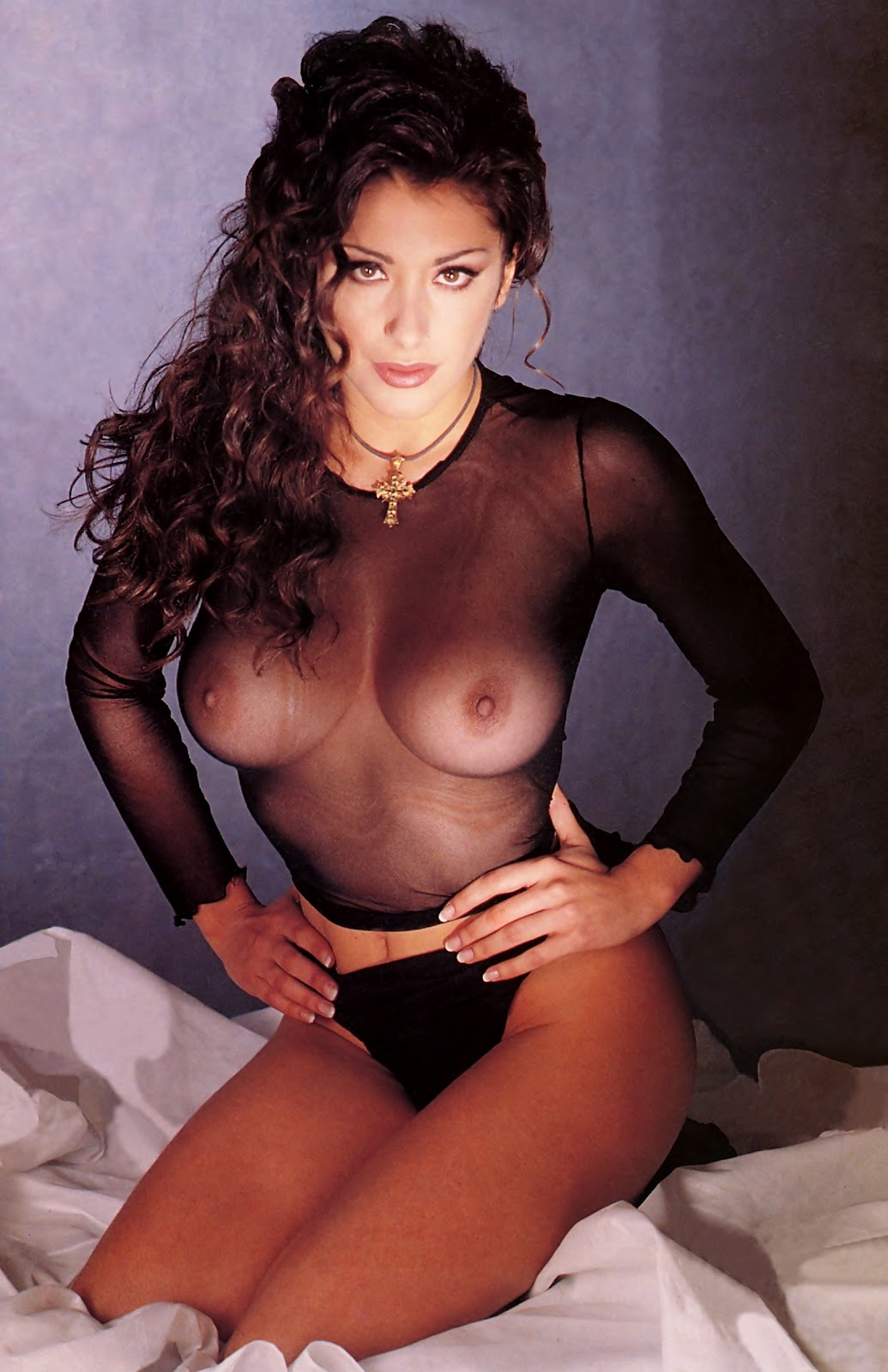 Confirm. join Sabrina salerno full nude shall