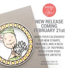 Ellen Hutson February 2017 Release
