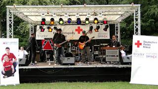 DRK - Dickes Dankeschön an 1700 Ehrenamtliche - soundcheck