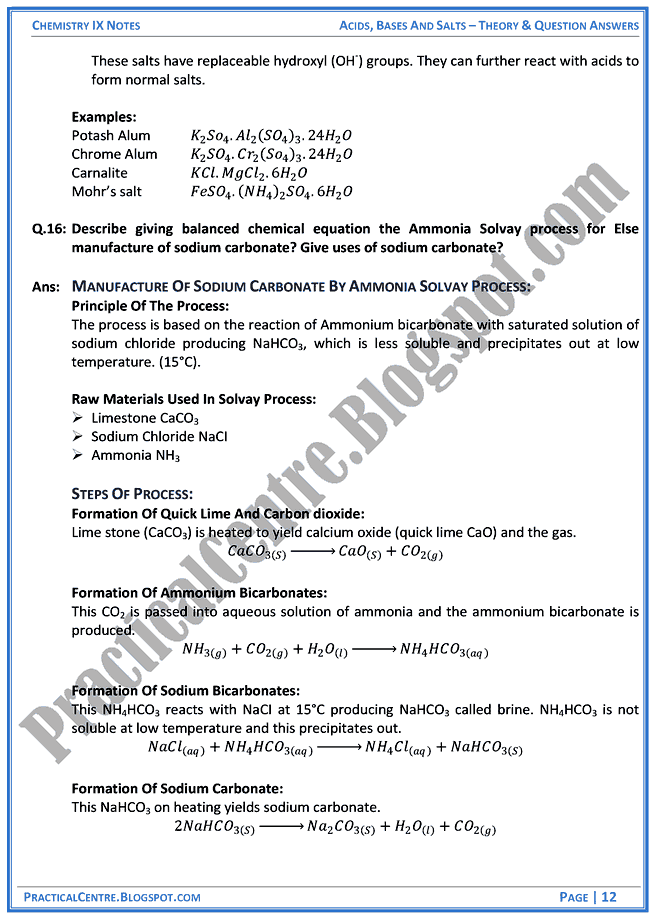 acids-bases-and-salts-theory-and-question-answers-chemistry-ix