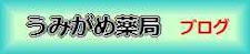うみがめ薬局ブログ(ユーワブログ)