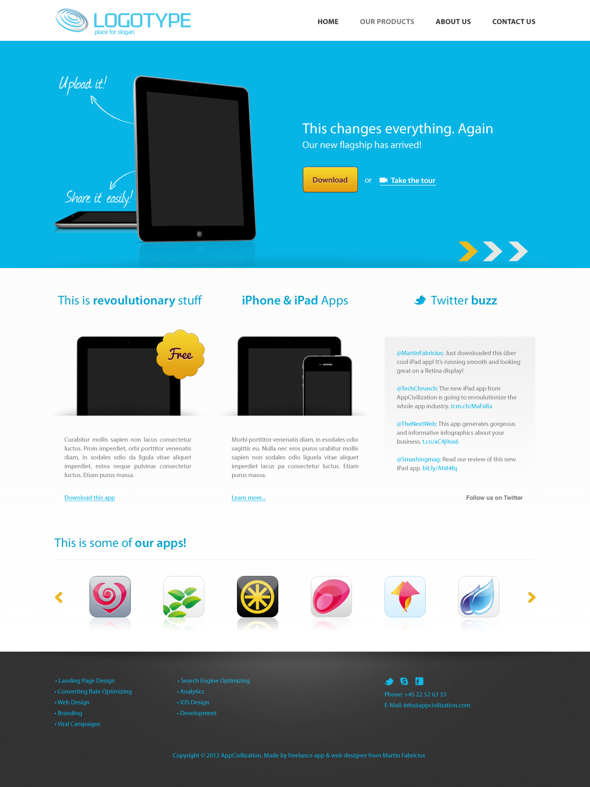 New latest free psd templates graphiclayall types of graphic 2 free light blue photoshop psd web templates maxwellsz