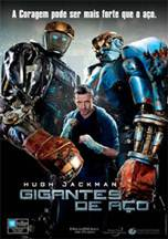 Gigantes de Aço RMVB + AVI  Dublado DVDRip + Bluray 720p e 1080p + Torrent