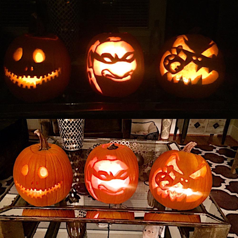 Pumpkin Carving Ideas For Halloween 2017
