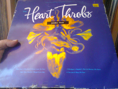 The Heart Throbs -  Jubilee Twist  1992 (One Little Indian)