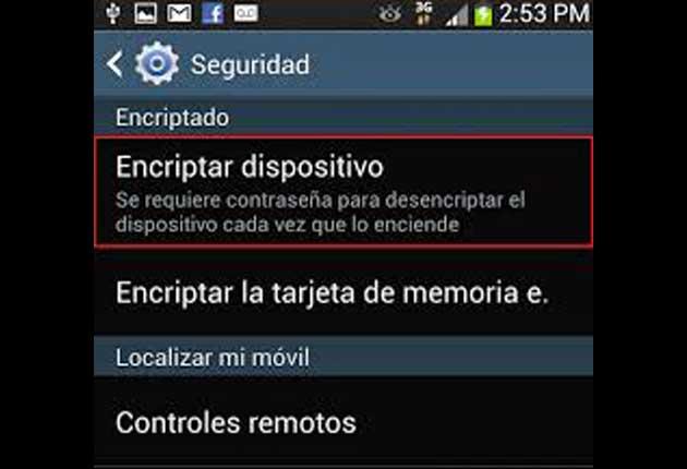 Protege tu información antes de vender tu Android