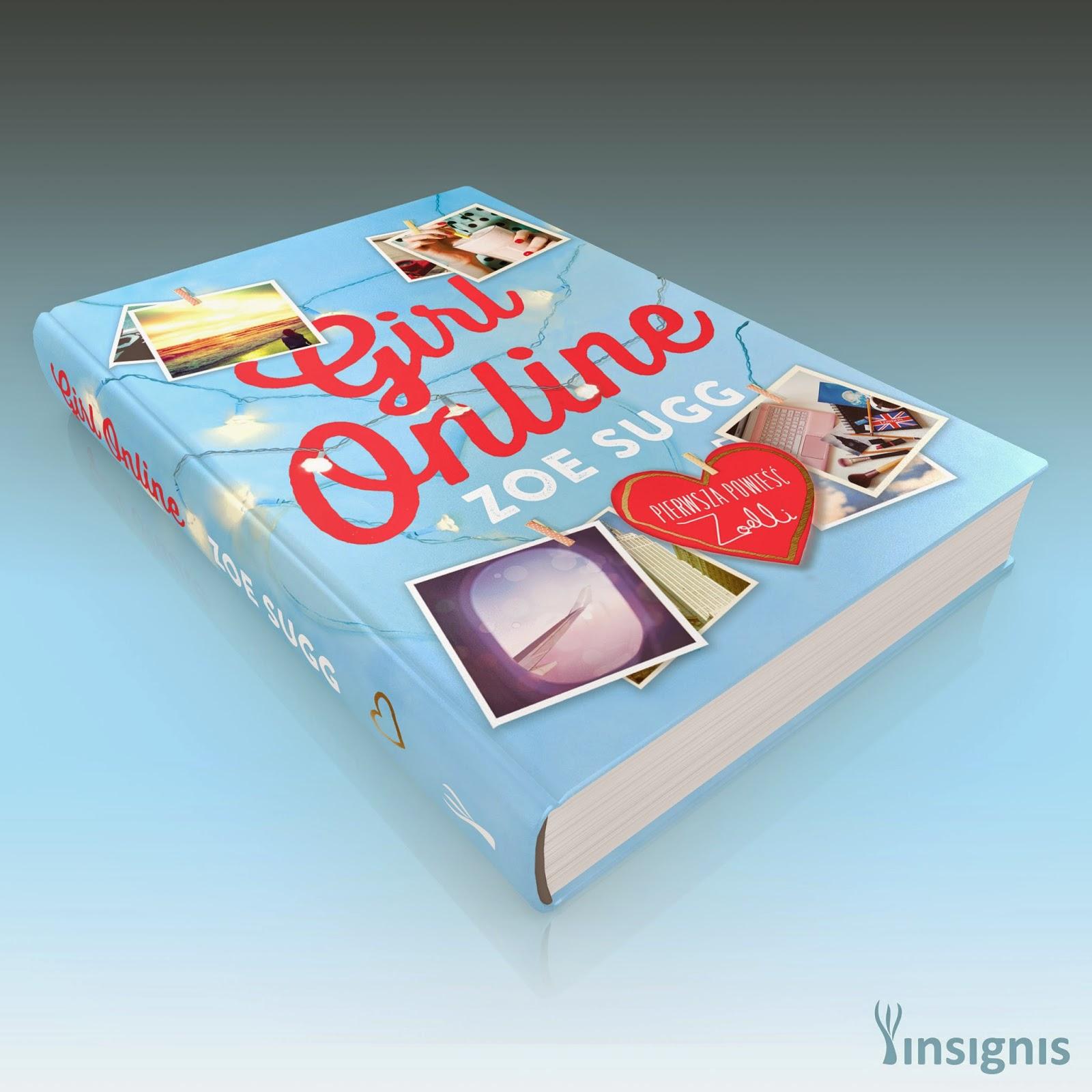 Dziś premiera debiutanckiej powieści Zoe Sugg!