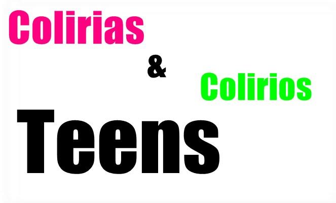 Colirias(os) Teens