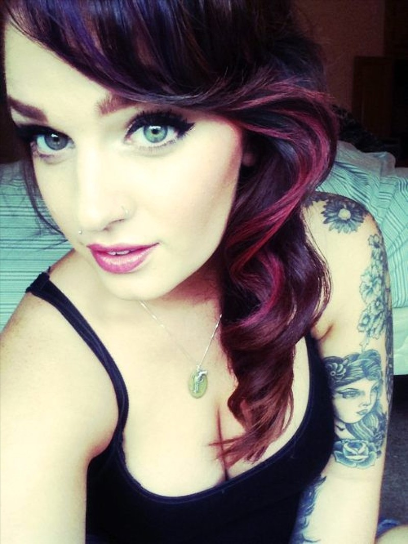 Compilation of sexy girls with tattoos my interests for My tattoo girls