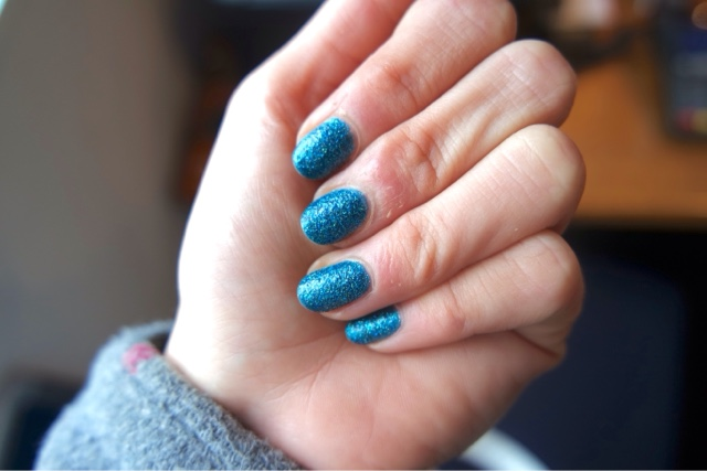 Avon Magic Effects Mineral Crush Turquoise