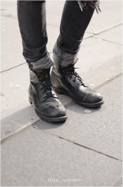 men boots-botas hombre