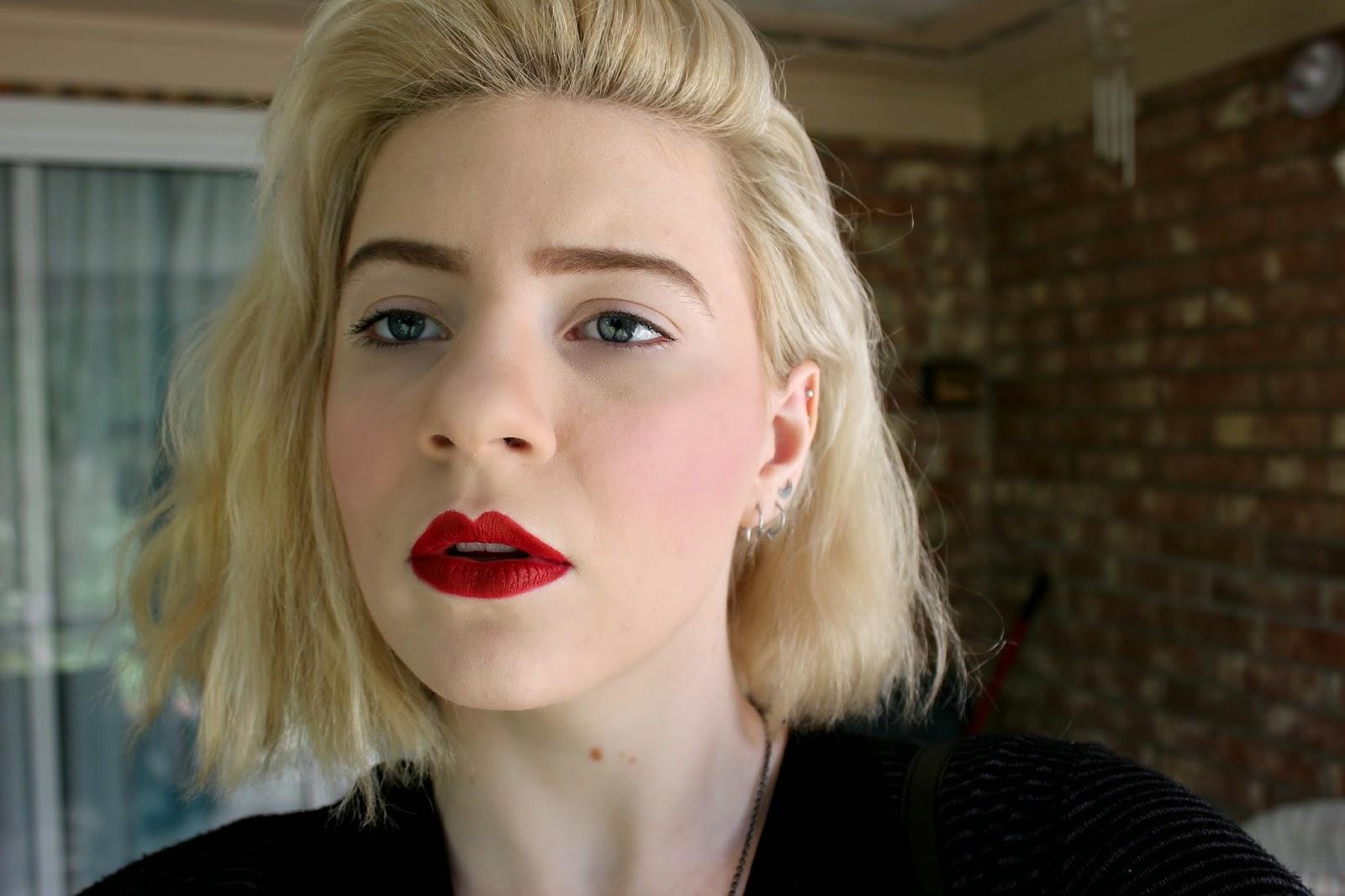 AitU♔: Minimal/French-Inspired Makeup Look