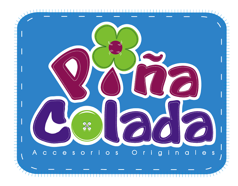 Logotipo Piña Colada Accesorios Originales