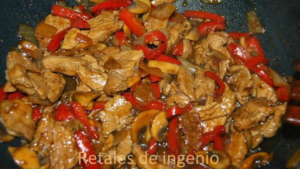 Carne magra cocinar en casa es for Cocinar wok en casa
