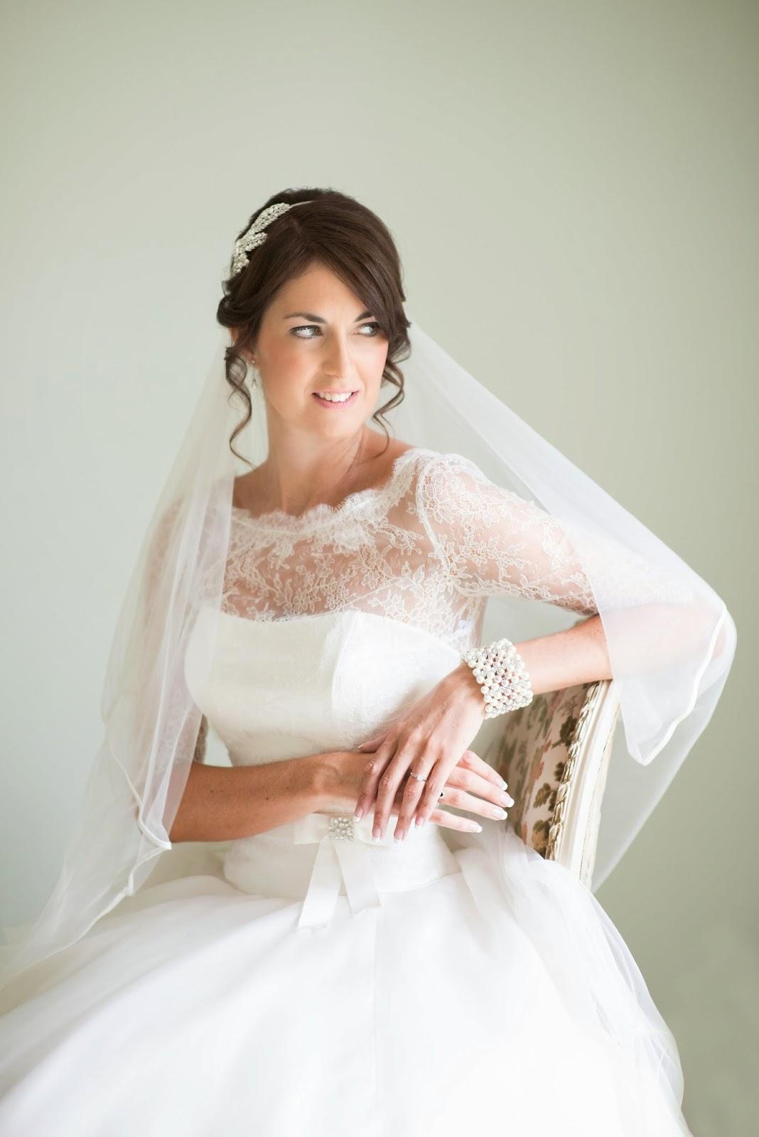 Wedding hair accessories gloucestershire - Wedding Hairstyling For Birtsmorton Court Worcestershire