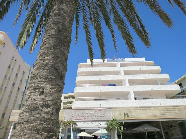 Marbella Hotel Summer Holiday Couple Puerto Azul