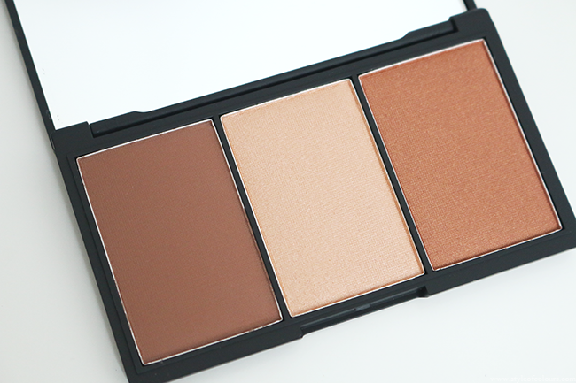 Sleek Face Form Contouring & Blush Palette Review in Medium