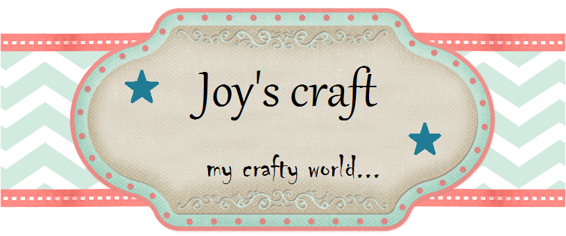 joy's craft blog