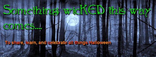 Something wicKED this way comes....