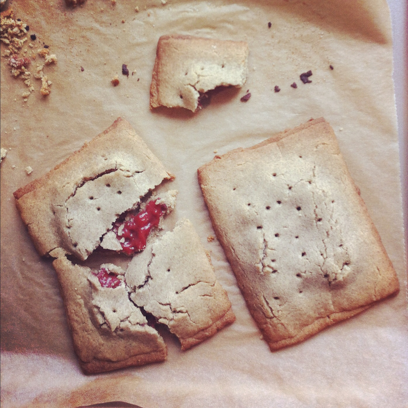 Healthy Homemade Pop Tarts - Desserts With Benefits