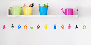 ������ ���� 2012, ����� 2012,������� Wall-stickers-robots.jpg