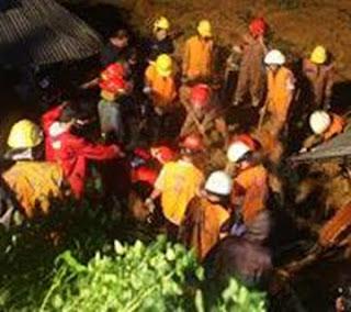 পাহাড় ধসে চট্টগ্রাম ও পার্বত্য চট্টগ্রামে ৮৩ জন নিহত