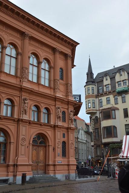 Riga General market