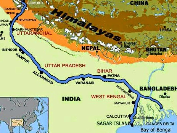 ganga action plan This is india's flagship programme to save ganga this has become now namami ganga with over rs 20,000 crore.