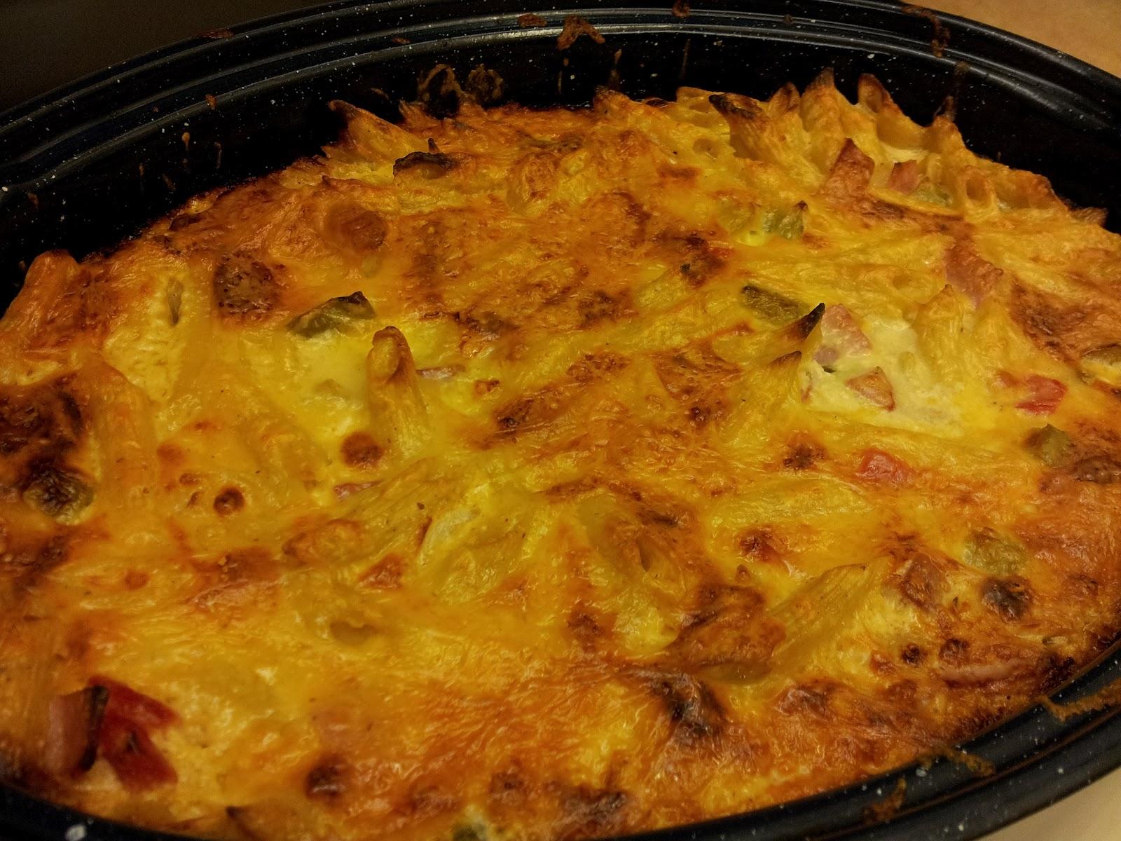 Gratin de Macaroni (Macaroni and Cheese)