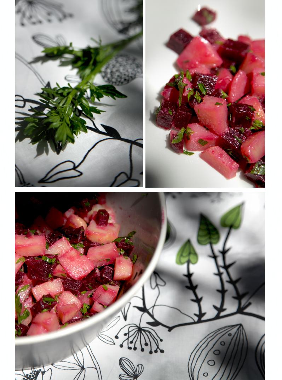 recette cuisine betterave rouge