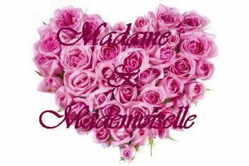 MADAME & MADEMOISELLE BLOG