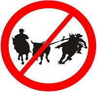 logo proibido vaquejada