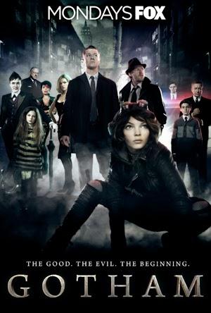 Thành Phố Tội Lỗi (Phần 1) - Gotham (Season 1)
