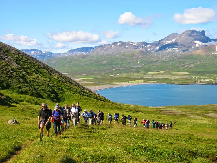 Víknaslóðir Trail - The Land of the Hidden People - East Iceland