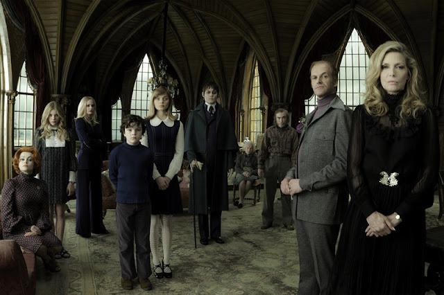 La Famille Collins, Dark Shadows, (c) 2012 Warner Bros