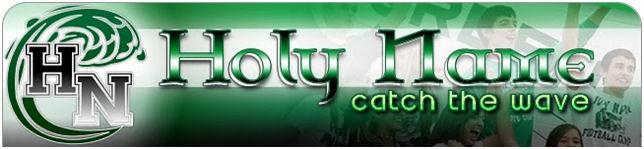 Holy Name High School - Blog