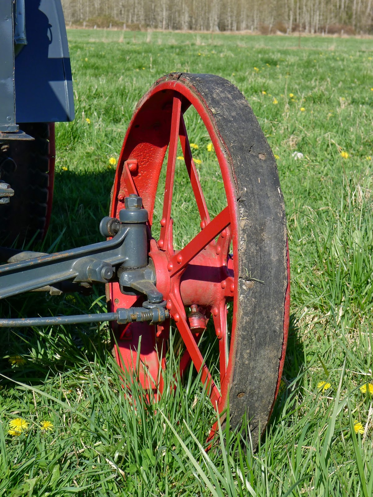 Antique Tractor Furniture : Good life northwest vintage tractors stationary engines