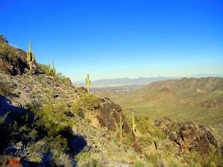Views off of the Piestewa Peak trail