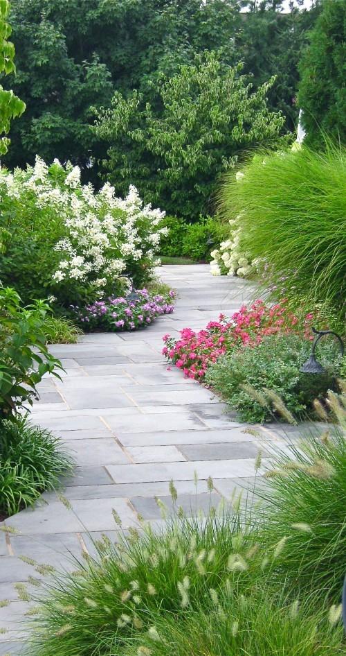 Tuindesign 20 tips en tuinidee n voor een kleine tuin met foto 39 s - Tuin landscaping fotos ...