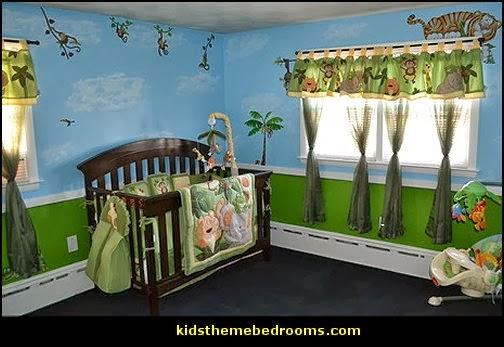 Decorating Theme Bedrooms Maries Manor Safari