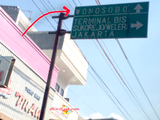 Dari Semarang ke Dieng, saat lebaran berapa jam?