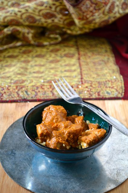 Butter Chicken with Yoghurt