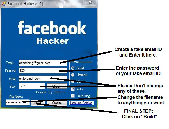 easy games to hack on facebook
