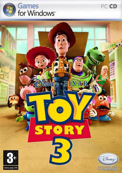 Free Download Game Toy Story 3 PC Full Version