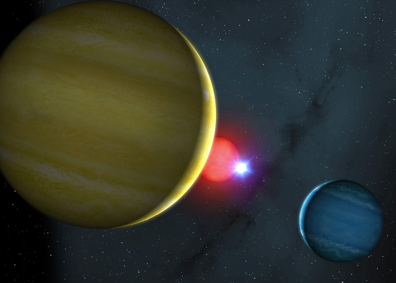 ExoplanetSpot: Gazowe olbrzymy...