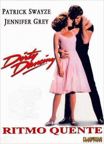 Filme Dirty Dancing Ritmo Quente Dublado AVI DVDRip