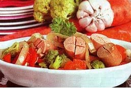 Resep Masakan - Resep Sosis Ayam Manis