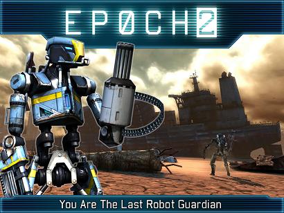 EPOCH 2 MOD APK + DATA