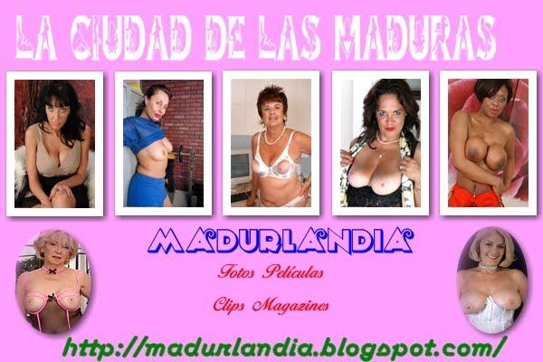 La ciudad de las Maduras