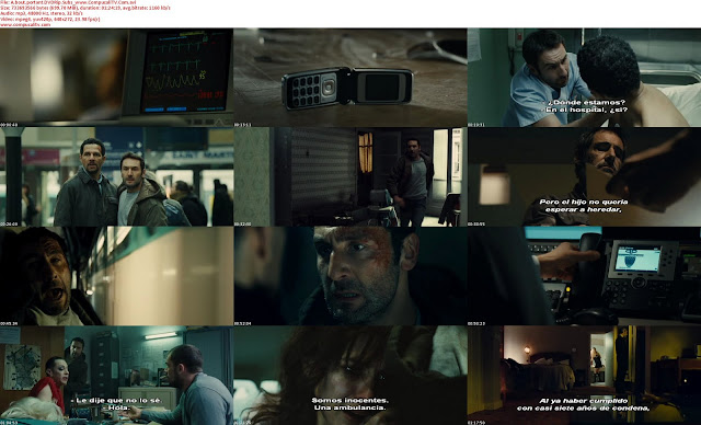 Capturas Point BLanck DVDRip Latino Descargar 1 Link